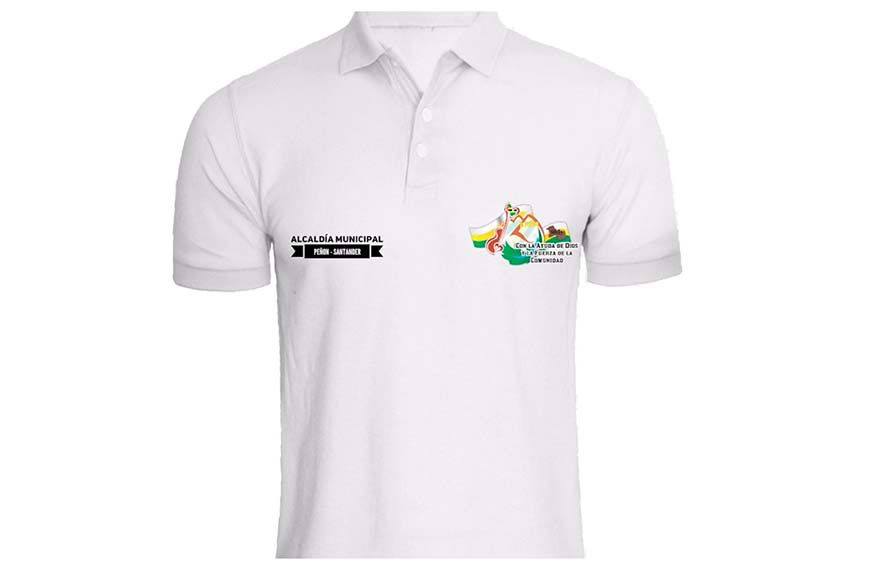 Camisas polo para dotación
